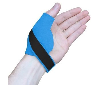 Child splint CMC blue
