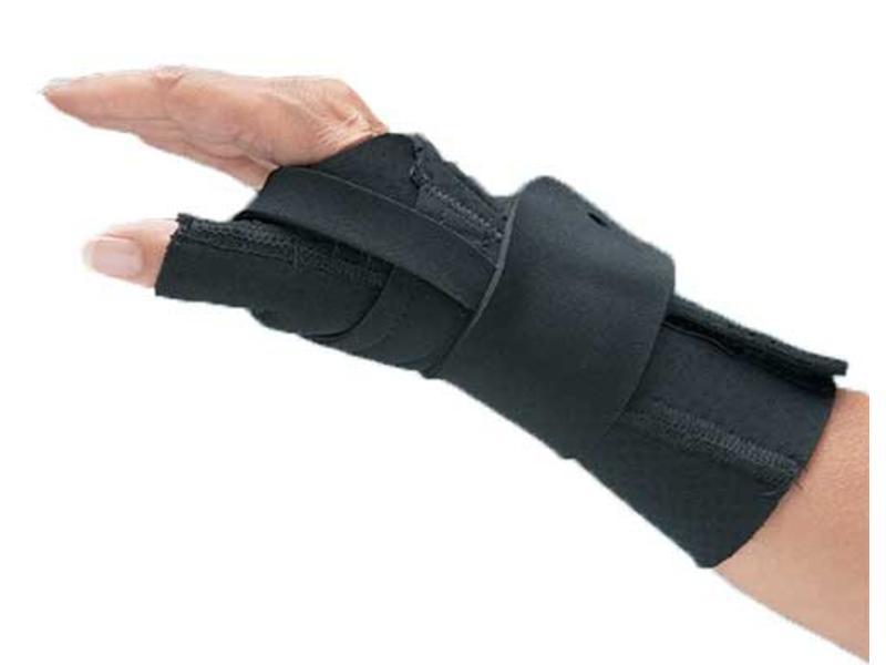 North Coast Medical Comfort Cooler Handgelenk und Daumenstütze CMC