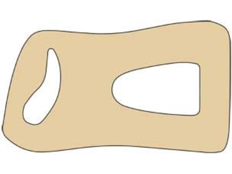 Ortho-line Cock- up splint Ortho semi- sticky
