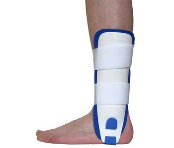 Gibaud Ankle stabilization with textile padding