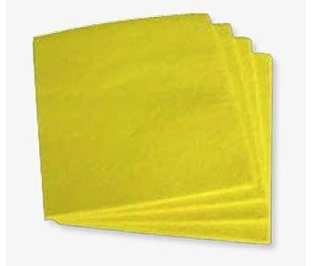 Pasvormdoek geel 5 stuks