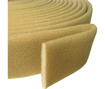Soft foam strapping band