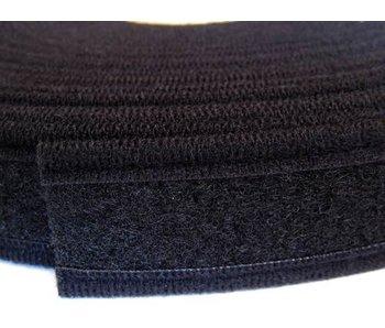 Velvet -lined loop tape