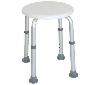 Shower chair round seat Dino