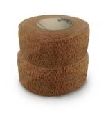 Coban Klebstoff Bandage 75 mm, 24 Stück