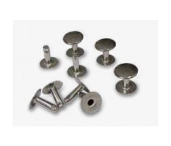Metal rivets nickel free