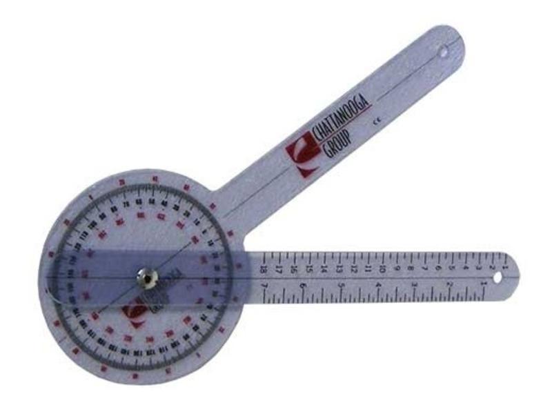 Goniometer 30 cm plastic 360 ISOM