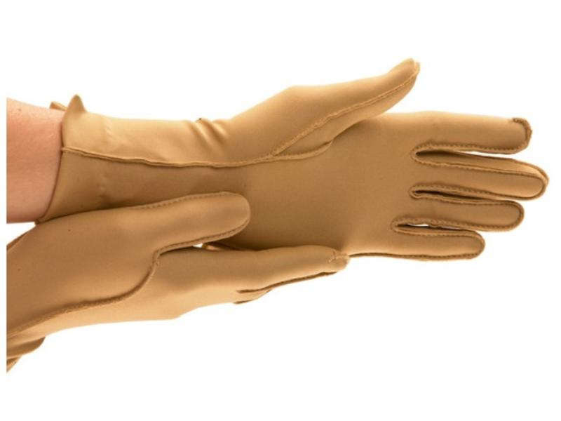 North Coast Medical Isotoner therapeutic edema gloves open fingers