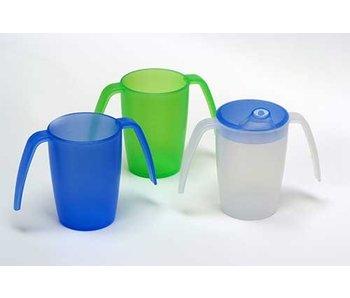 Cup mit zwei Griffen