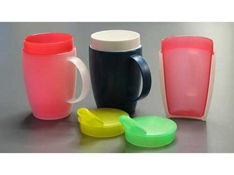 Insulated cup with a handle Thermoplus PP 210