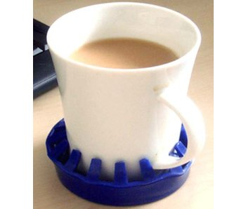 Cup holder antiskid