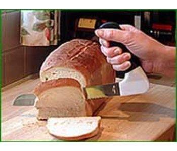 Küchenmesser mit ergonomischem Griff
