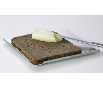 Sandwich Regal aus Edelstahl
