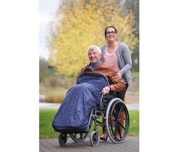 Benen- en onderlichaambescherming voor rolstoel RFM