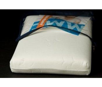Visco memory foam pillow