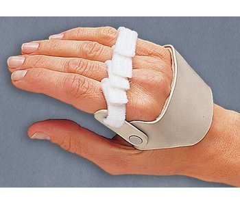3 Point Products Polyzentrische Scharnier Ulnardeviation Splint