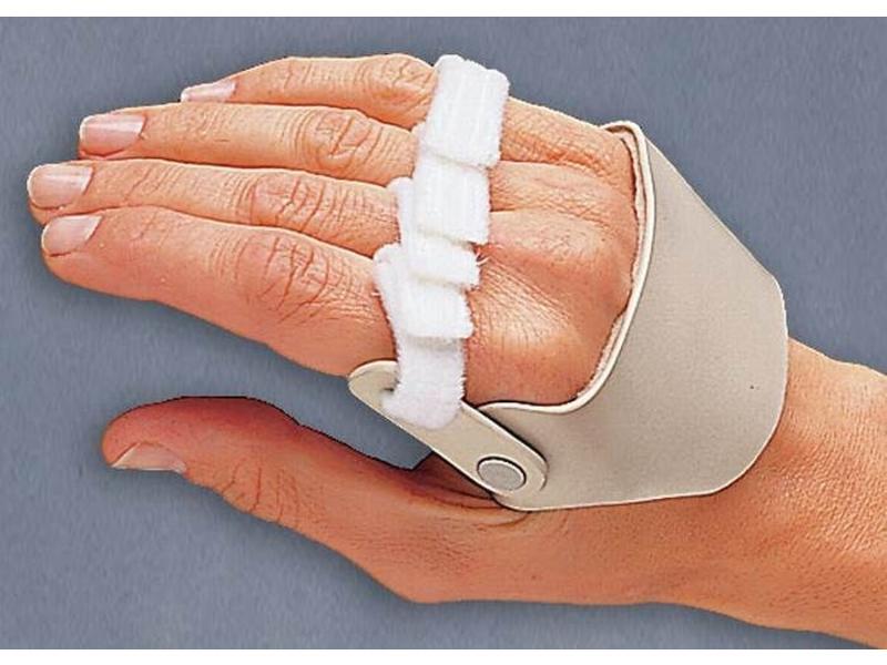 3 Point Products Polyzentrische Scharnier Ulnardeviation Splint