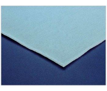 Fleecy web blue