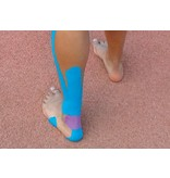 Textape elastic tape blue