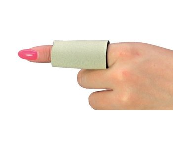 Neoprene finger sleeve