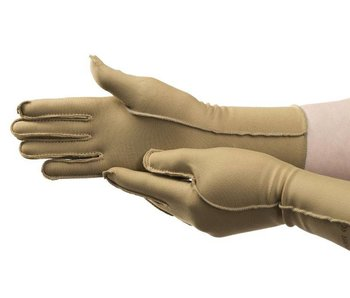 North Coast Medical Isotoner therapeutic edema gloves fingers closed