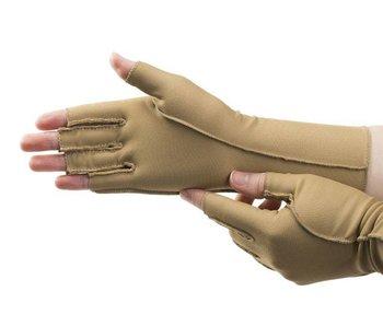 North Coast Medical Isotoner therapeutische Ödeme Handschuhe offene Finger