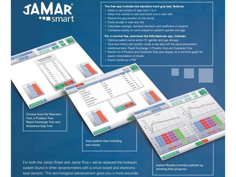 Jamar smart Hand Dynamometer