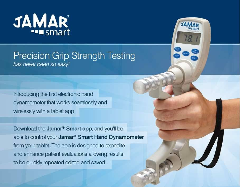 Jamar Hand Dynamometer : Jamar hand dynamometer smart stockx medical