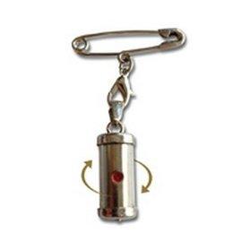 Magnetische BalanceSensor Collier en Speld