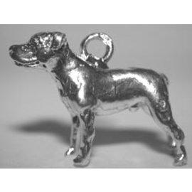 Amerikaanse bulldog - ongecoupeerd  - Ashanger