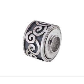 Zilveren askraal - Motief