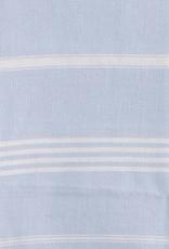 Ottomania hamamdoek lichtblauw