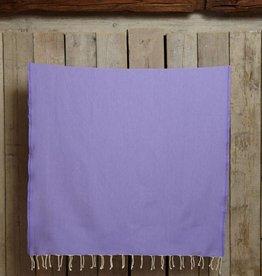 Call it Fouta! hamamdoek Honeycomb violet