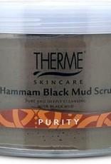 Therme Therme Hammam Black Mud Douche Scrub