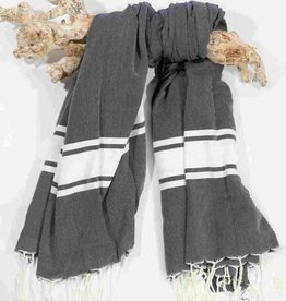 Call it Fouta! hamamdoek Robuste XL gris anthracite