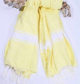 Call it Fouta! hamamdoek Robuste XL lemon