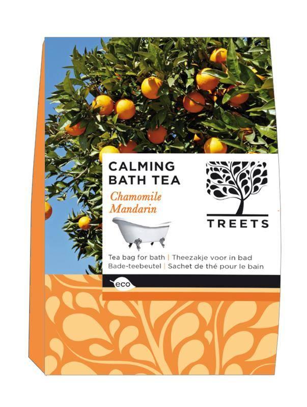 Treets Bath Tea Calming Chamomile Mandarin