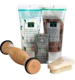 Earth Therapeutics Sole Food Foot Therapy Kit