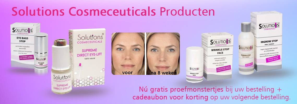 Solutions Cosmeceuticals