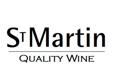 St Martin wijn