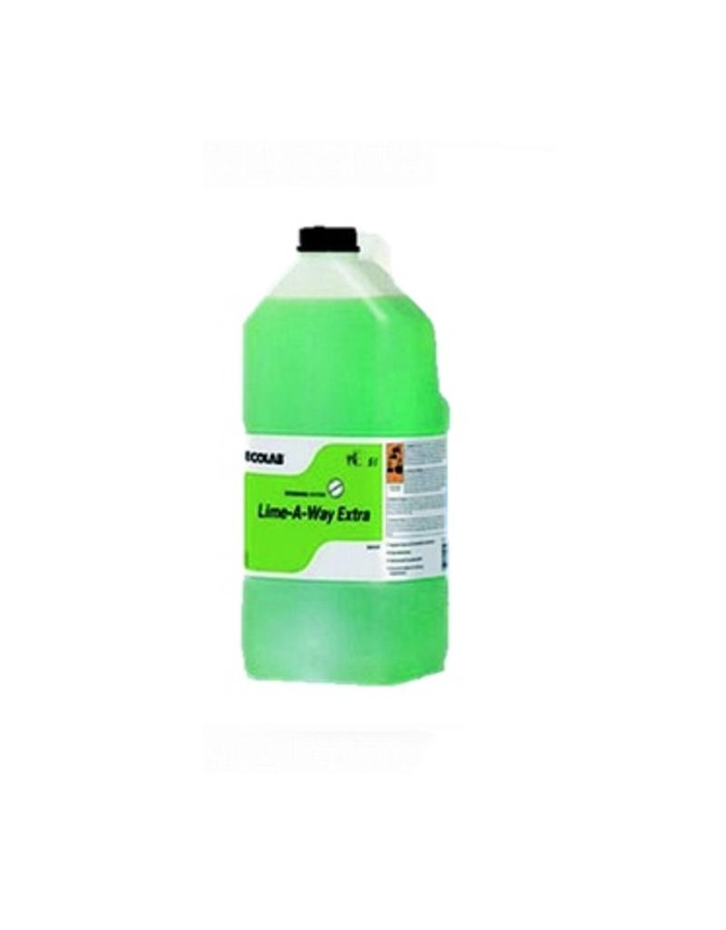Ecolab Lime-A-Way Extra 4 x 5L