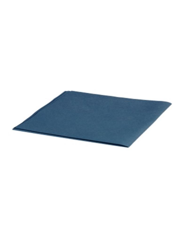 Glazendoek Microvezel Blauw