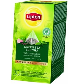 Lipton Green Tea Sencha Exclusive Selection