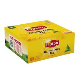 Lipton Yellow Label Tea 100st. Everyday