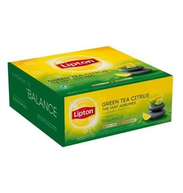 Lipton Green Tea Citrus 100st. Everyday