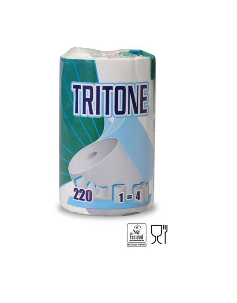Keukenrol Tritone 12 stuks
