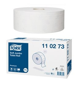 Tork Soft Jumbo Toilet Roll 110273 T1