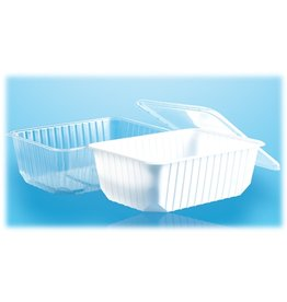 Plastic bakjes doosjes 1000cc