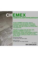 Cementsluierverwijderaar Chemex 5L