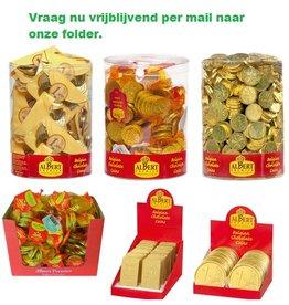 Chocolade munten